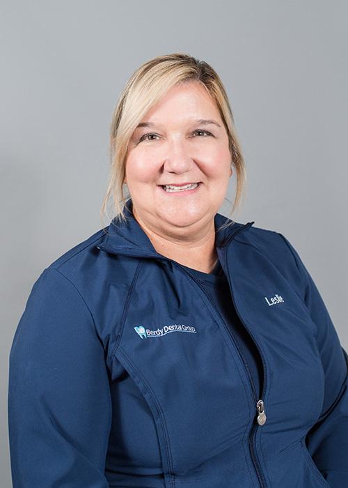 Leslie a Dental Hygienist with Berdy Dental Group in Jacksonville, FL.