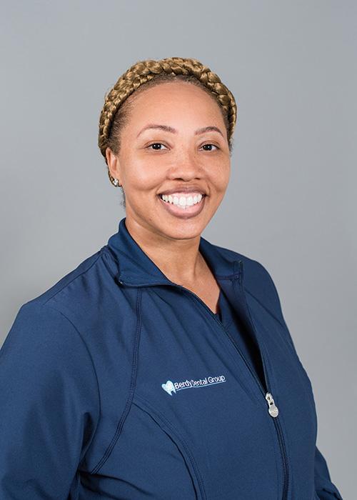 Ravon a Dental Hygienist with Berdy Dental Group in Jacksonville, FL.
