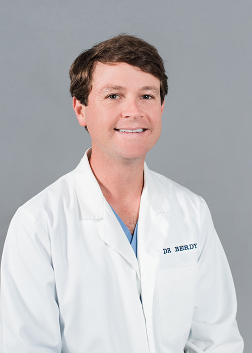 Dentist Dr. Cary Berdy of Berdy Dental Group in Jacksonville, FL.