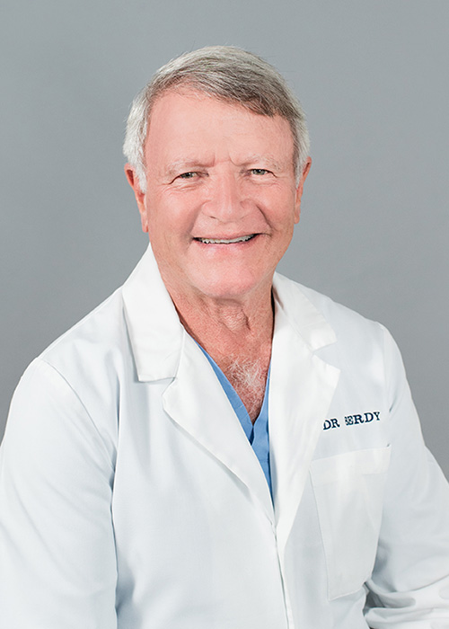 Dentist Dr. Christian Berdy of Berdy Dental Group in Jacksonville, FL.